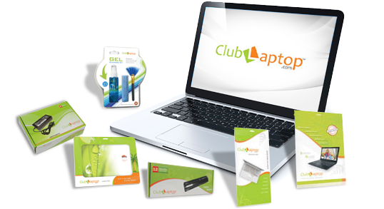 Clublaptop product view