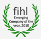 Clublaptop awarded as best Emerging company in 2010 by FIHL