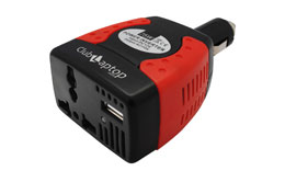 Clublaptop car charger enables you to charge your laptop, mobile, camera & other electric equipments